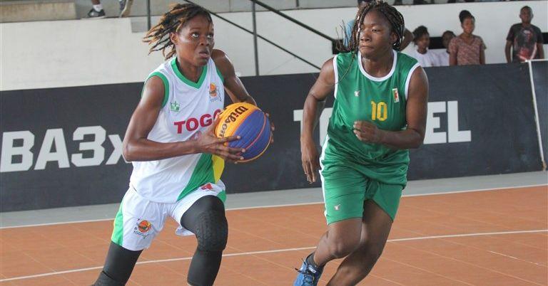 Coupe d'Afrique de FIBA 3x3 : le Togo créé la sensation en rejoignant le Nigéria en quarts de finale !