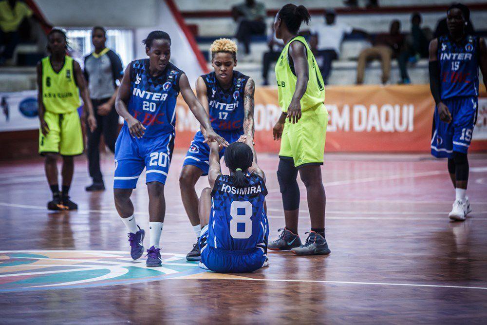 FIBA ACCW 2018 : l'inter Clube enchaîne face à l'AS V-Club de Kinshasa