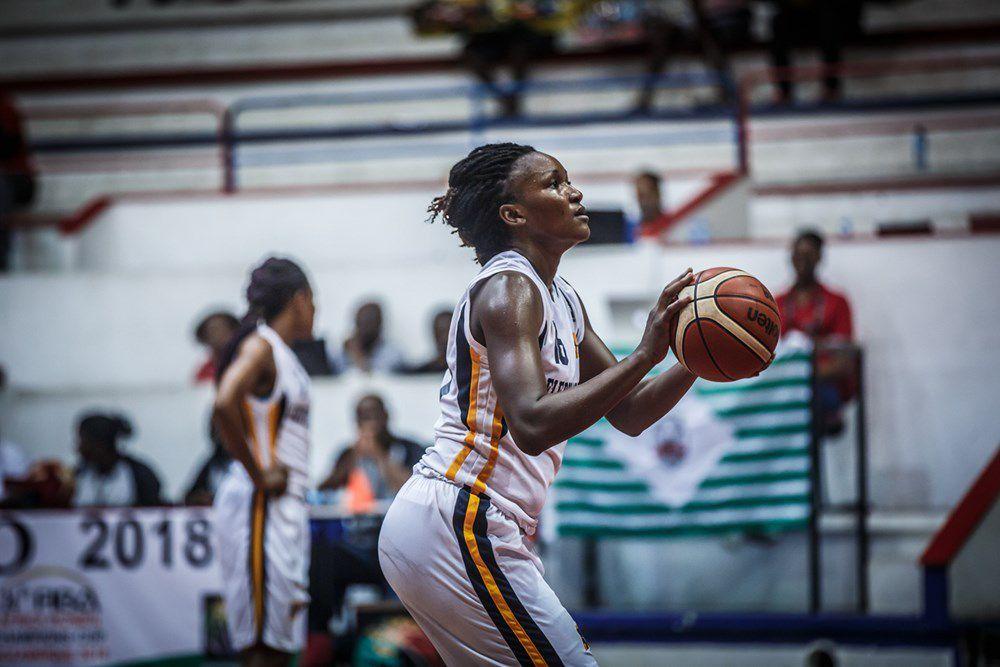 FIBA ACCW 2018 : Ginette Mfutila en mode MVP face à l'INSS