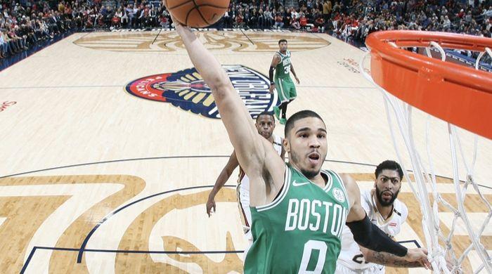 Les Celtics retrouvent le sourire à New Orleans