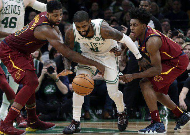 Boston enchaîne face aux Cavaliers