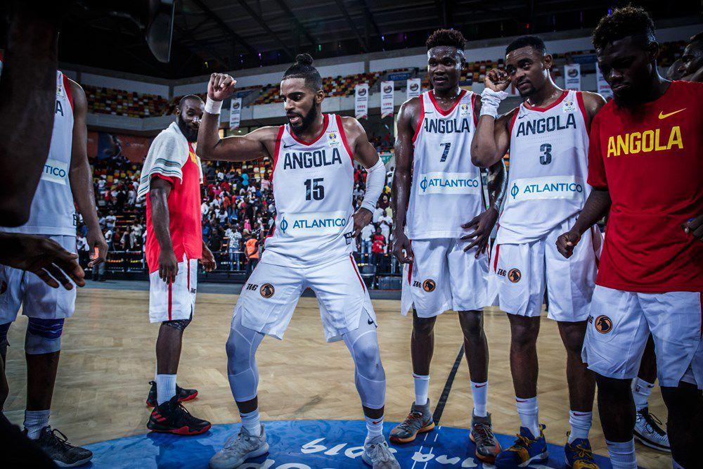 FIBAWC 2019 : l'Angola rejoint le Nigéria et la Tunisie à la Coupe du Monde 2019