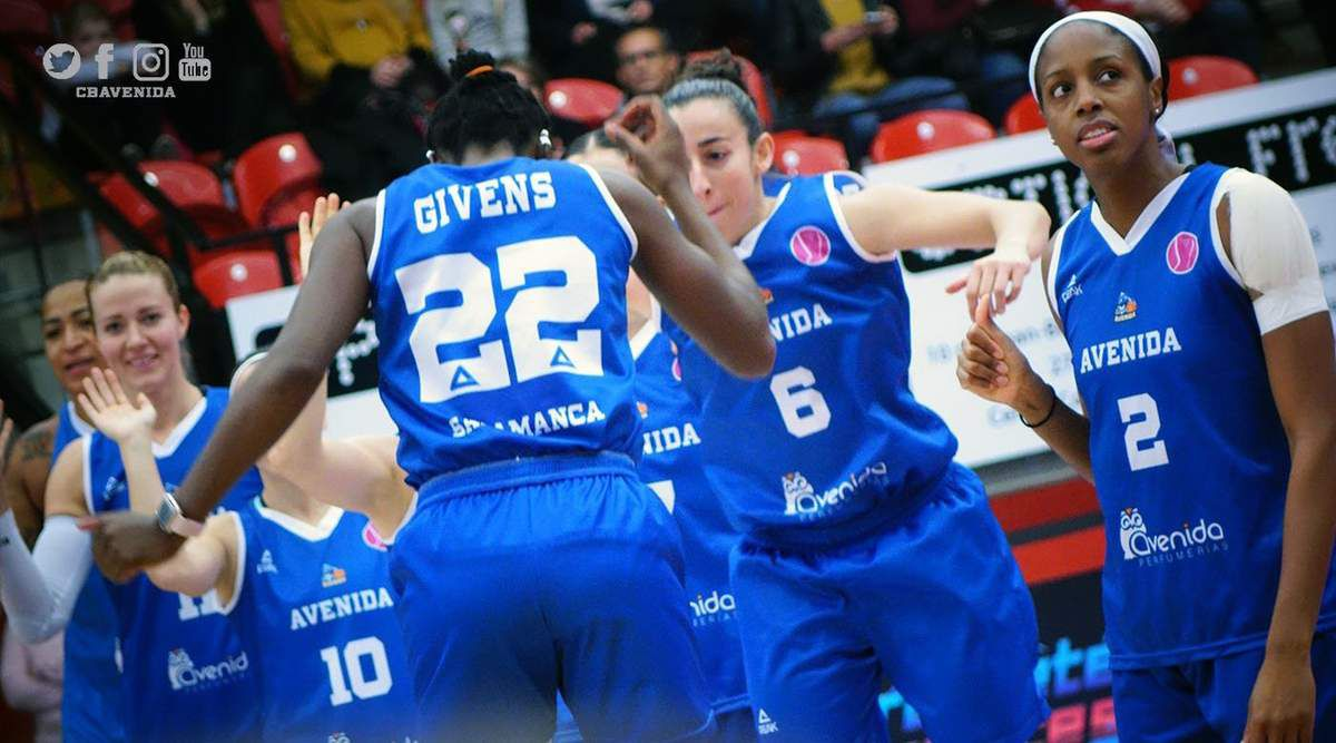 EuroLeague Women : Adaora Elonu propulse Salamanque vers la victoire