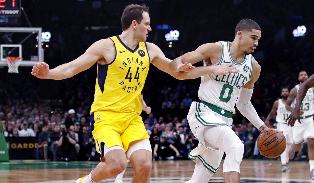 Boston écrase les Pacers