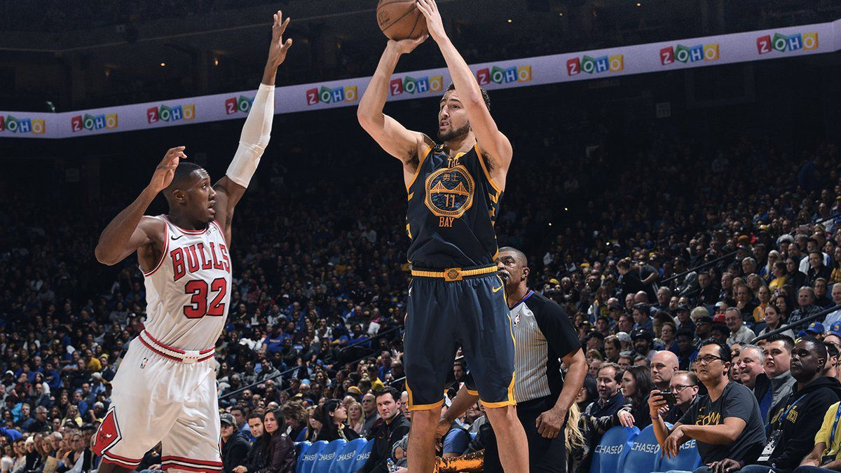 Golden State humilie les Bulls
