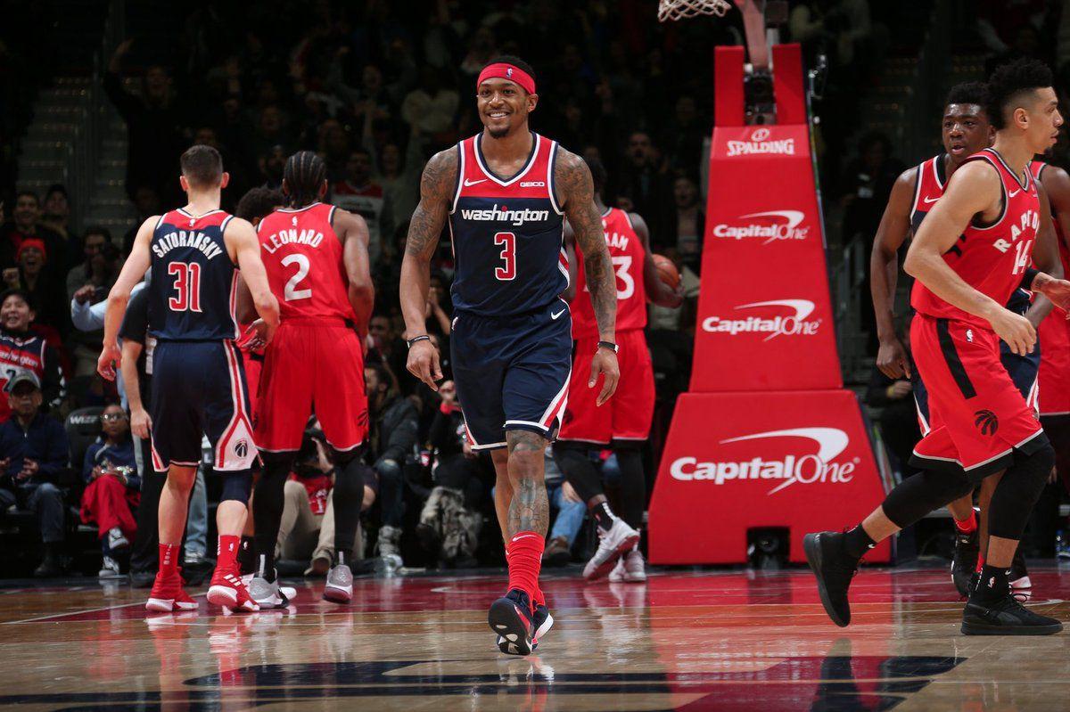 Les Raptors remportent l'un des matchs de l'année face à Washington