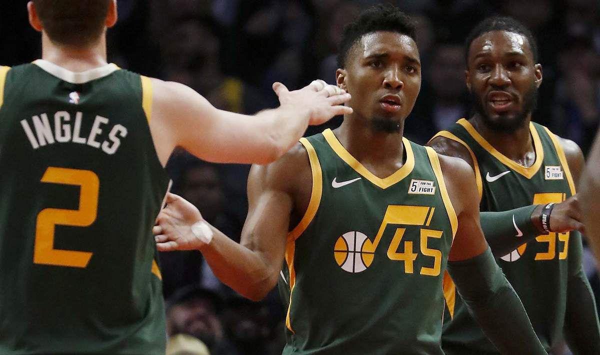 Le Jazz corrige les Clippers et éjecte les Lakers du Top 8 à l'Ouest