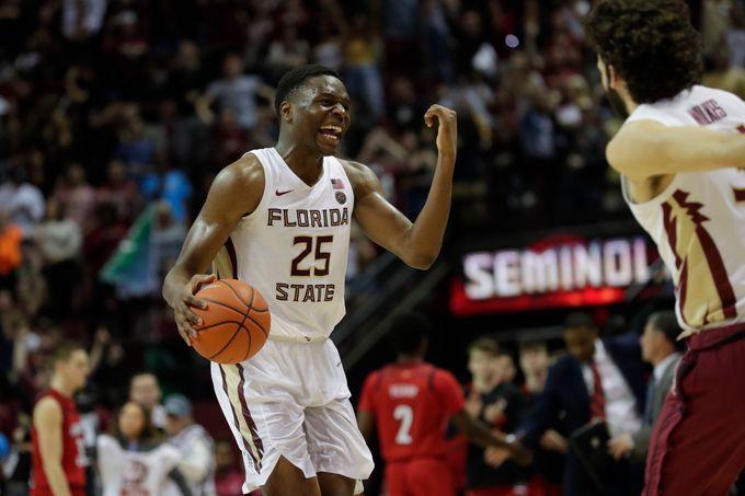 NCAA : Mfiondu Kabengele mènele Florida State face à Louisville