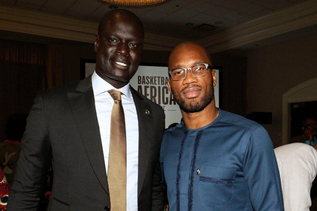 La NBA et la FIBA annoncent un plan de lancement d'une ligue professionnelle en Afrique