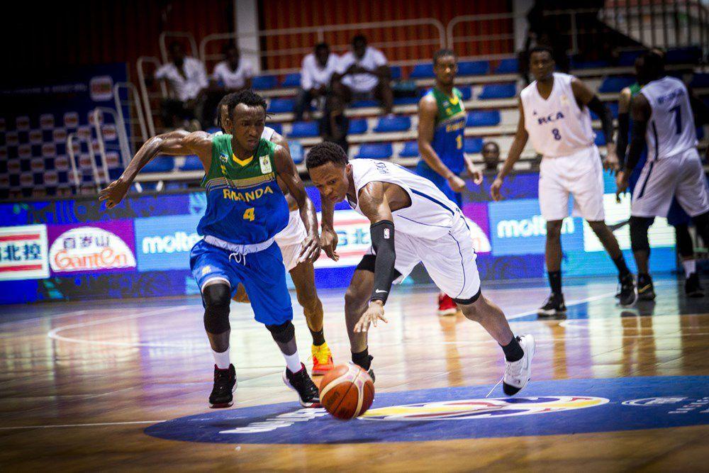 FIBAWC : la République Centrafricaine résiste à Kenny Gasana