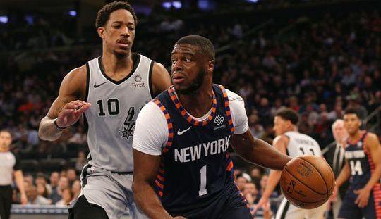 Les Knicks renouent enfin avec la victoire