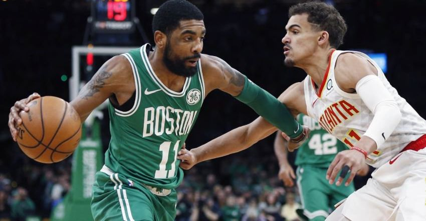 Boston s'en sort bien face aux Hawks