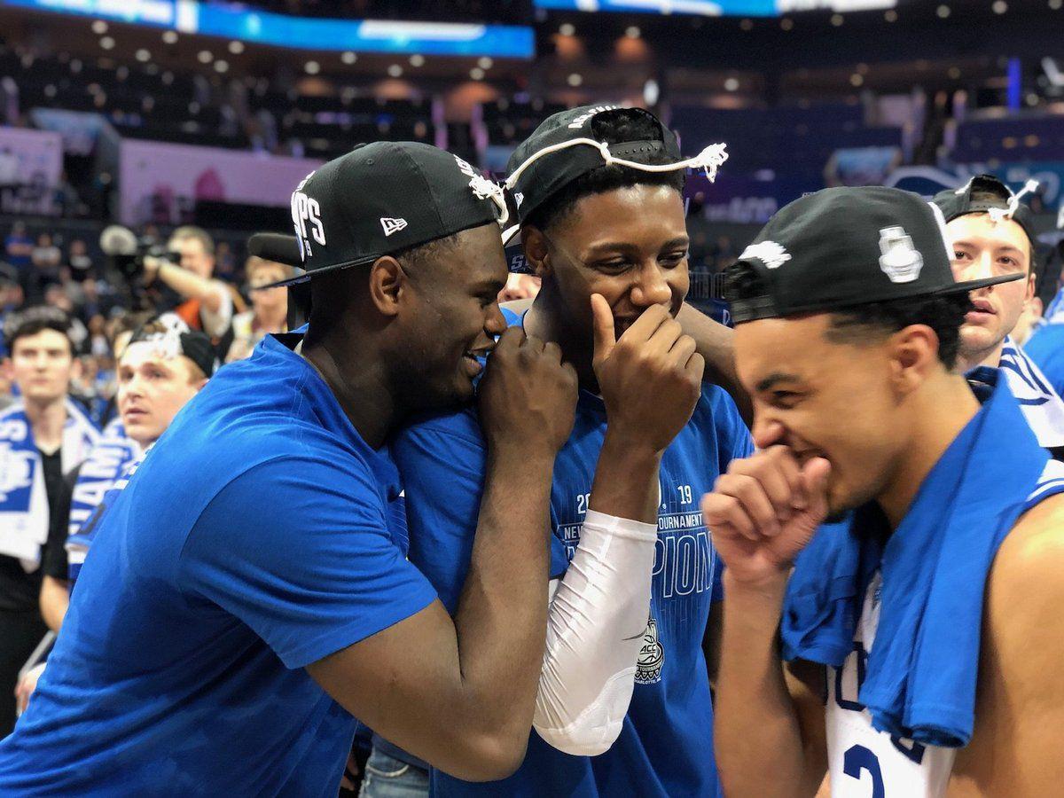 Duke est champion du ACC Tournament