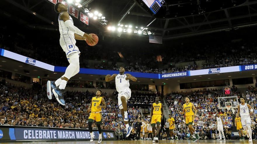 March Madness : Duke a dominé North Dakota State 85-62 au premier tour