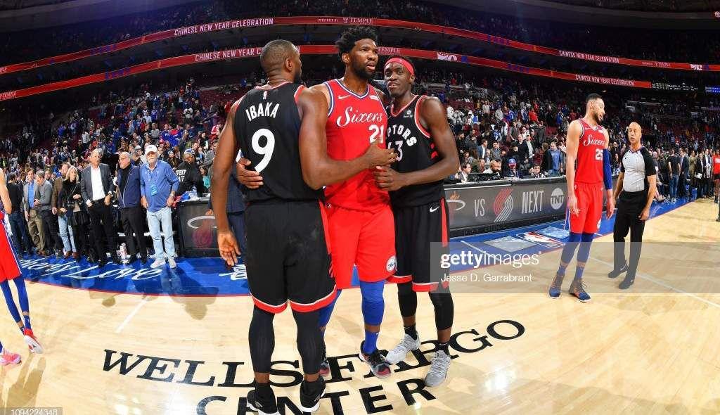Les Toronto Raptors et les Philadelphie Sixers se croiseront à Dakar en janvier 2020 !