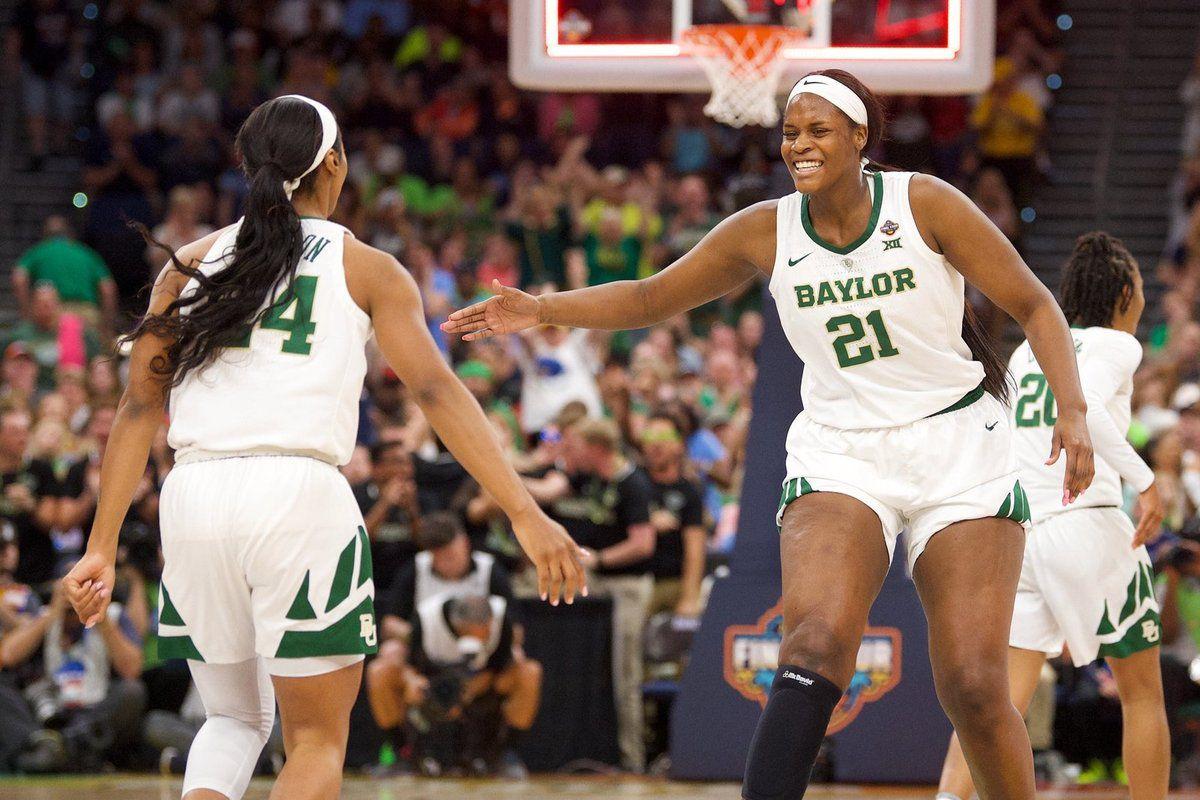NCAA : Baylor terrasse Notre-Dame et remporte son troisième titre de champion national !