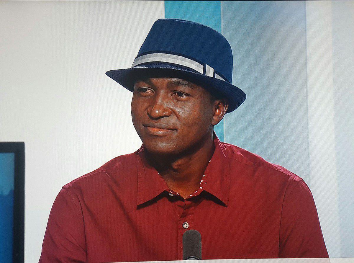 Cyrille Ngario, responsable de News Basket Beafrika, accrédité par la NBA, l'Euroleague, la NCAA, la WNBA et la FIBA.