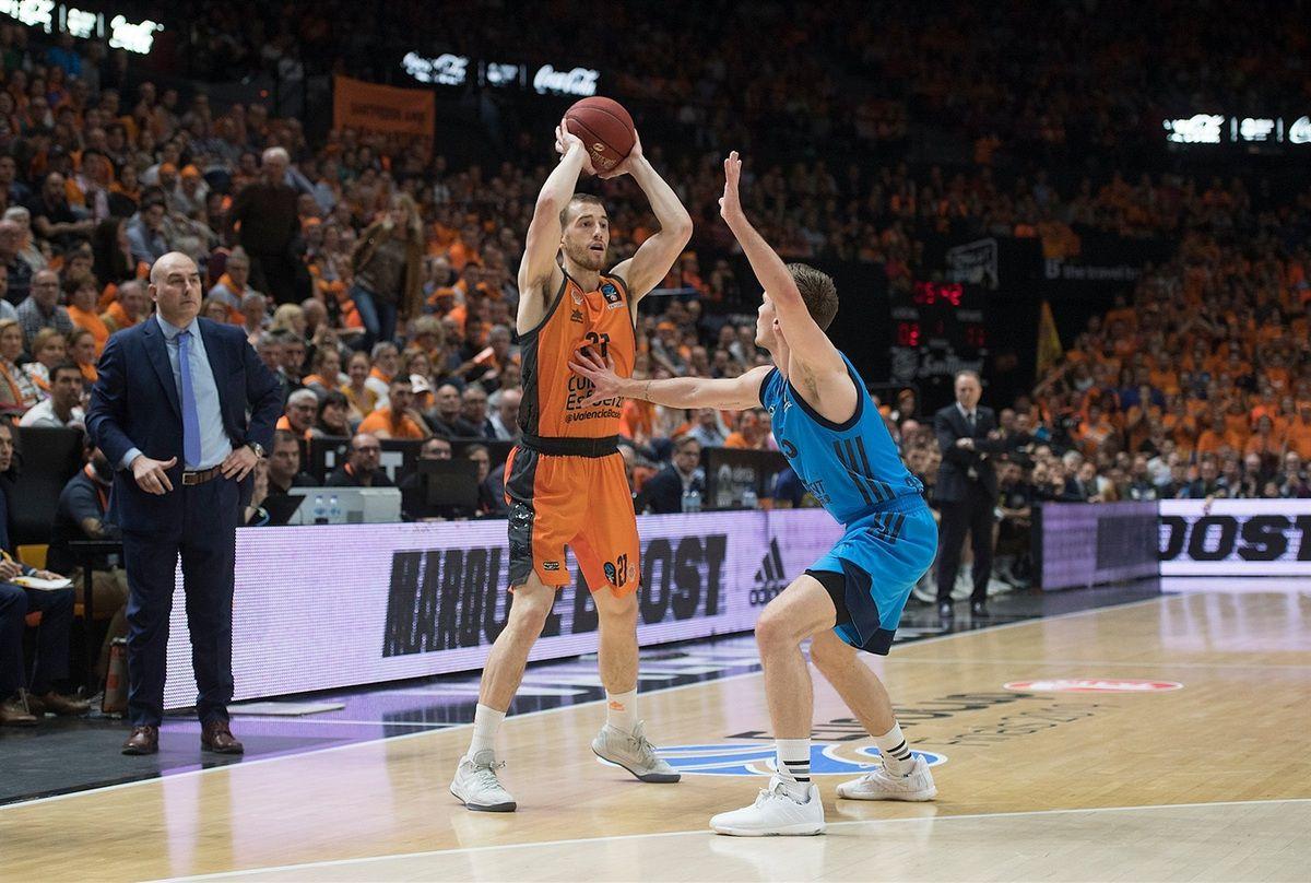 Le Valencia Basket sacré champion de l'EuroCup pour la quatrième fois de son histoire, un record !