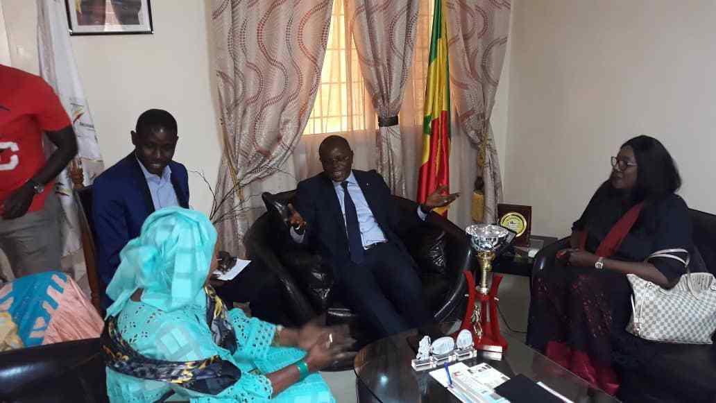 Fatou Kiné Ndiaye, un retour en vedette au Sénégal !