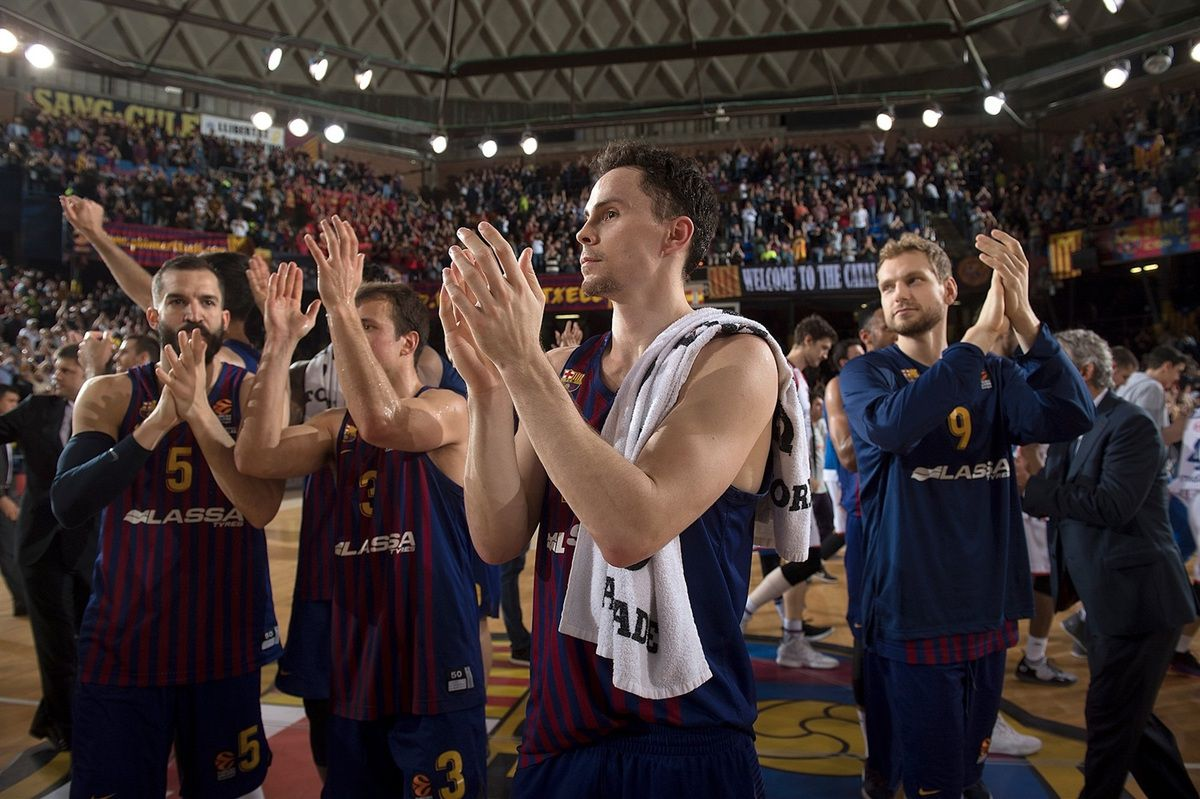 EuroLeague : Barcelone jouera un match 5 pour une place au Final Four !