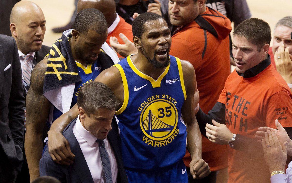 La valeur de Kevin Durant sera-t-elle à la baisse?