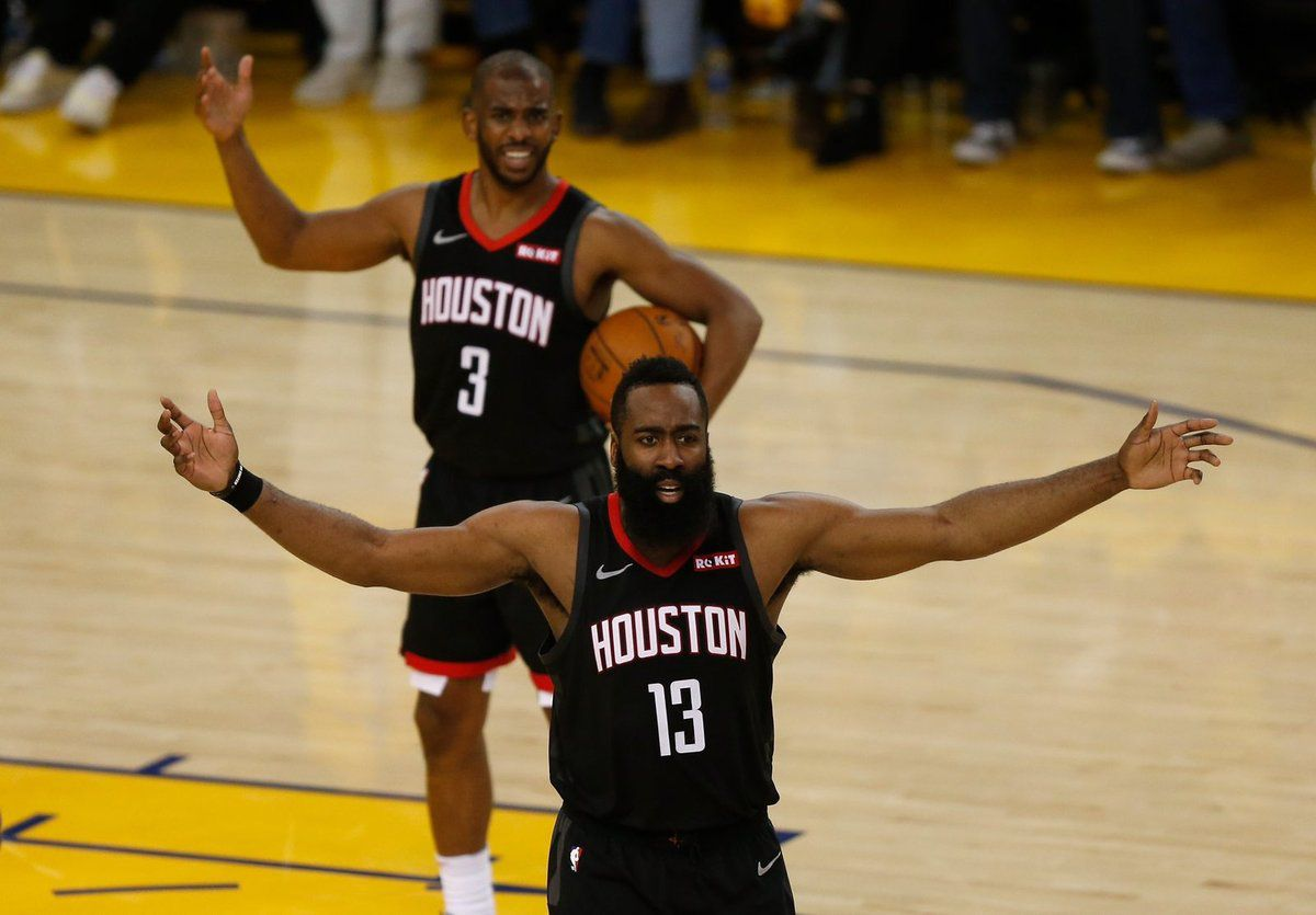 Ça chauffe à Houston : Chris Paul demande au management des Rockets de le trader