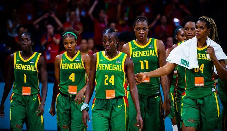 AfroBasket Féminin 2019 : le Sénégal avec Astou Traoré et Yacine Diop