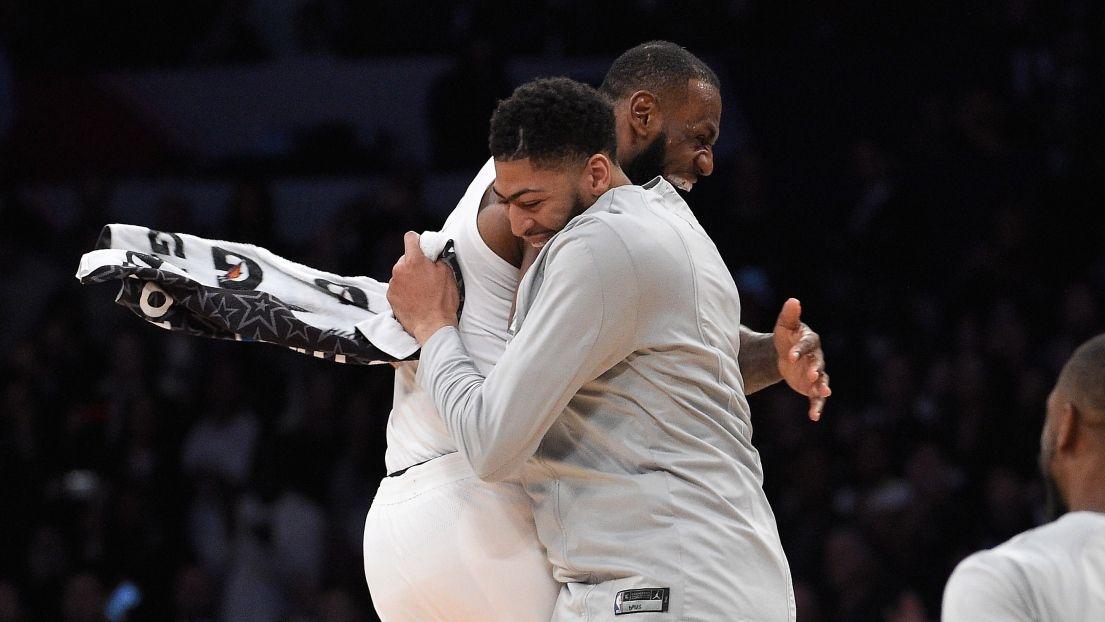 Lakers : un autre pas vers la «super-team»