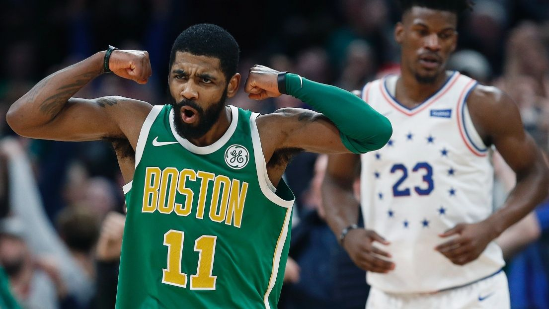 Kyrie Irving aux Brooklyn Nets ?