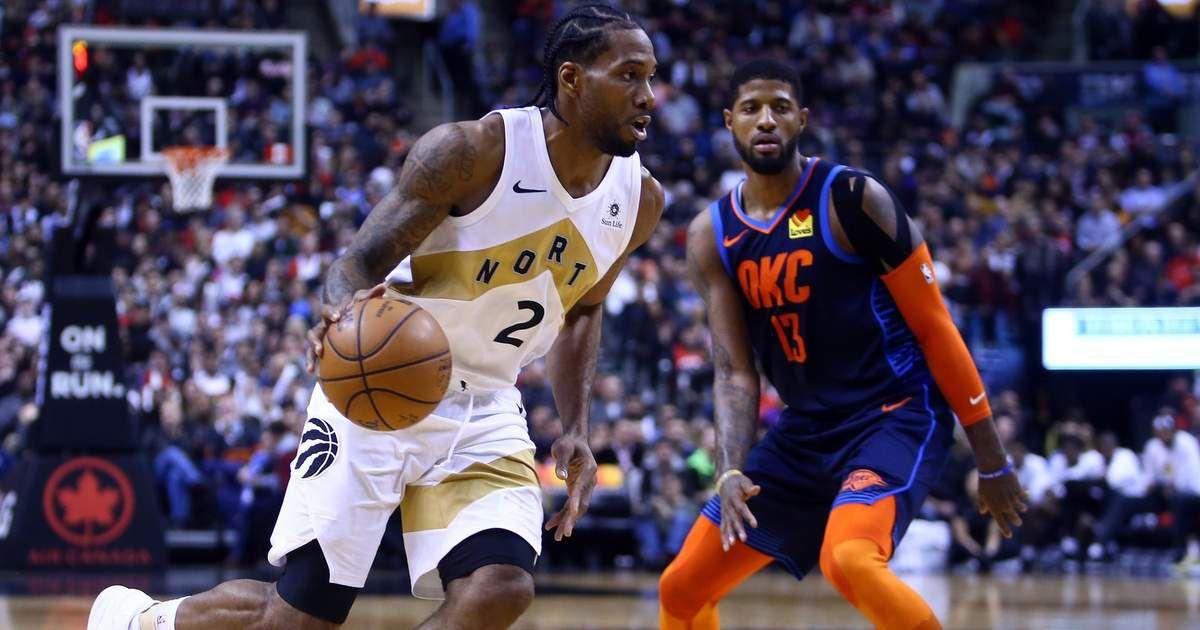 Coup de tonnerre à Los Angeles : Kawhi Leonard rejoint les Clippers avec Paul George