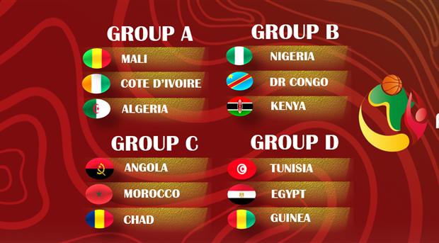 Le tirage au sort de l'AfroCan 2019 : le Sénégal, le Cameroun et la République Centrafricaine sont les grands absents
