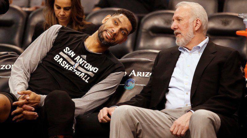 Tim Duncan intègre le coaching staff des Spurs