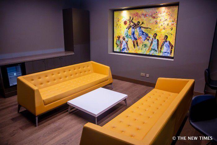 Photos exclusives : La magnifique Kigali Arena sera inaugurée en août prochain