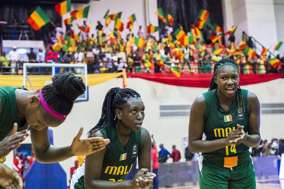 AfroBasket féminin 2019 : Le Mali veut rééditer l'exploit de 2007
