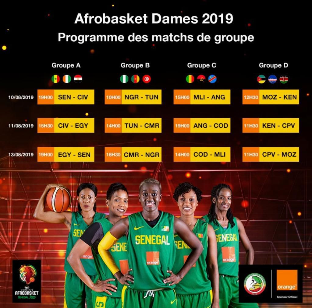 Babacar Ndiaye (Afrobasket féminin) : «Ça ne sert à rien de remplir Dakar Arena si on ne gagne pas »