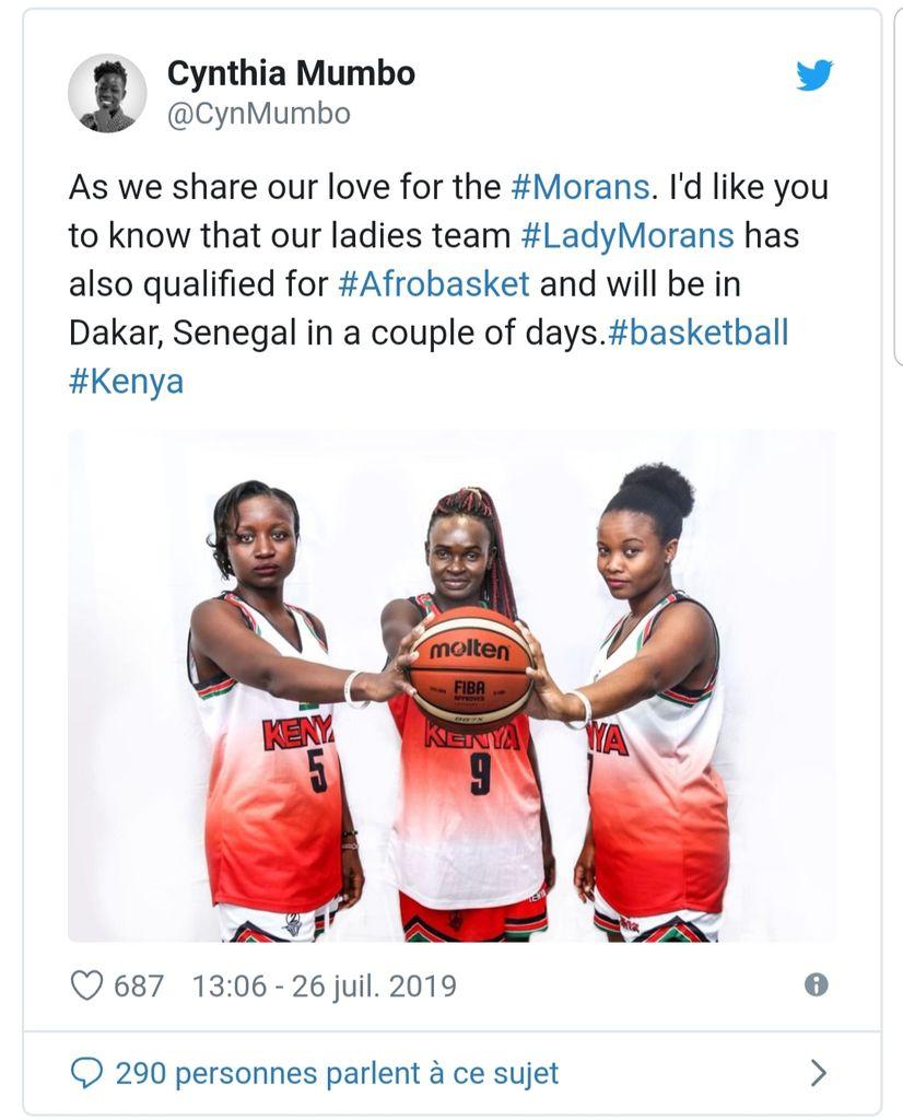 Afrobasket féminin 2019 (Groupe D) : le Mozambique vise le titre continental, le Cap Vert et le Kenya veulent jouer les trouble-fête