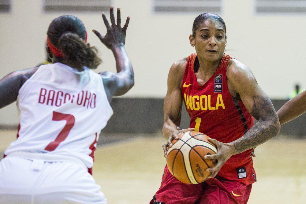 AfroBasket féminin 2019 (Groupe C) : Des duels titanesques entre l'Angola, le Mali et la RDC