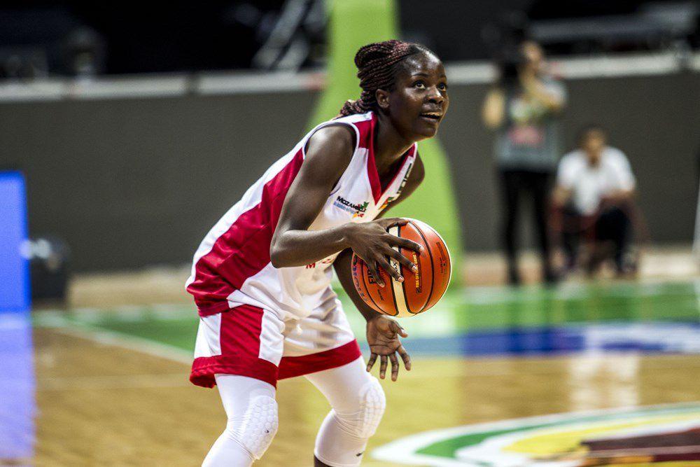 Afrobasket féminin 2019 : le Mozambique s'impose contre le Kenya