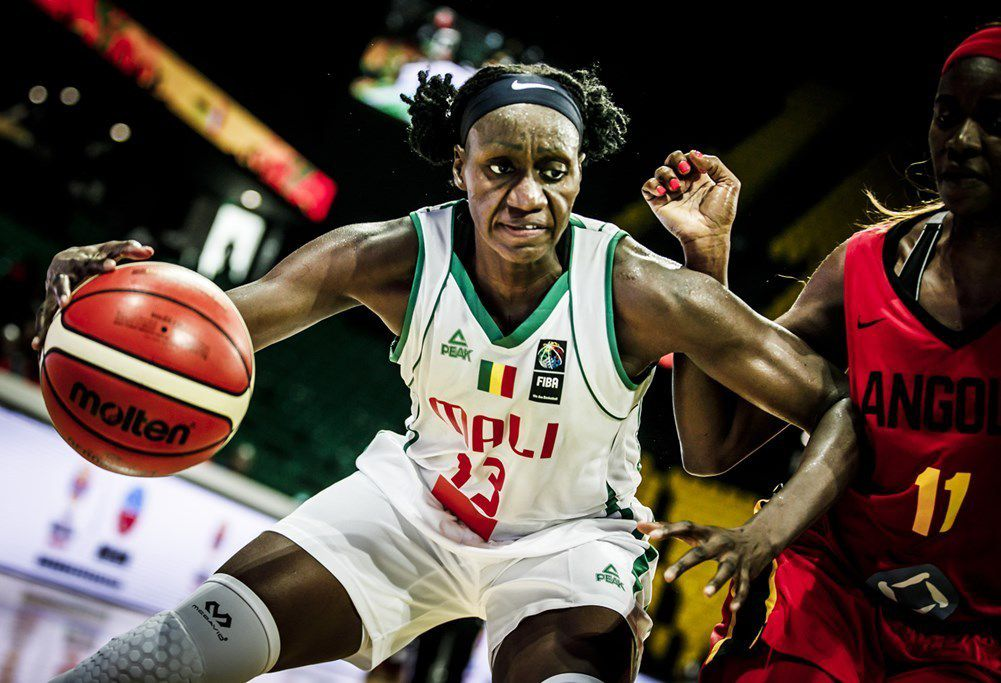 Meiya Tirera, star des Aigles Dames du Mali
