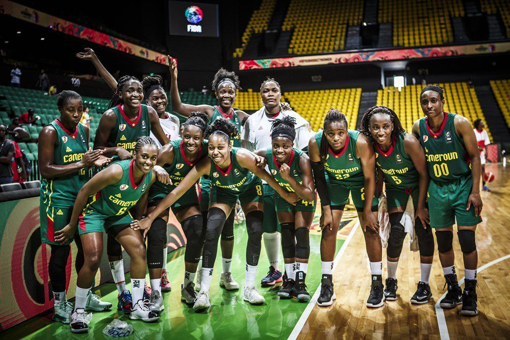 Natosha Cummings-Price (Cameroun) : « Je suis ici pour tout gagner »