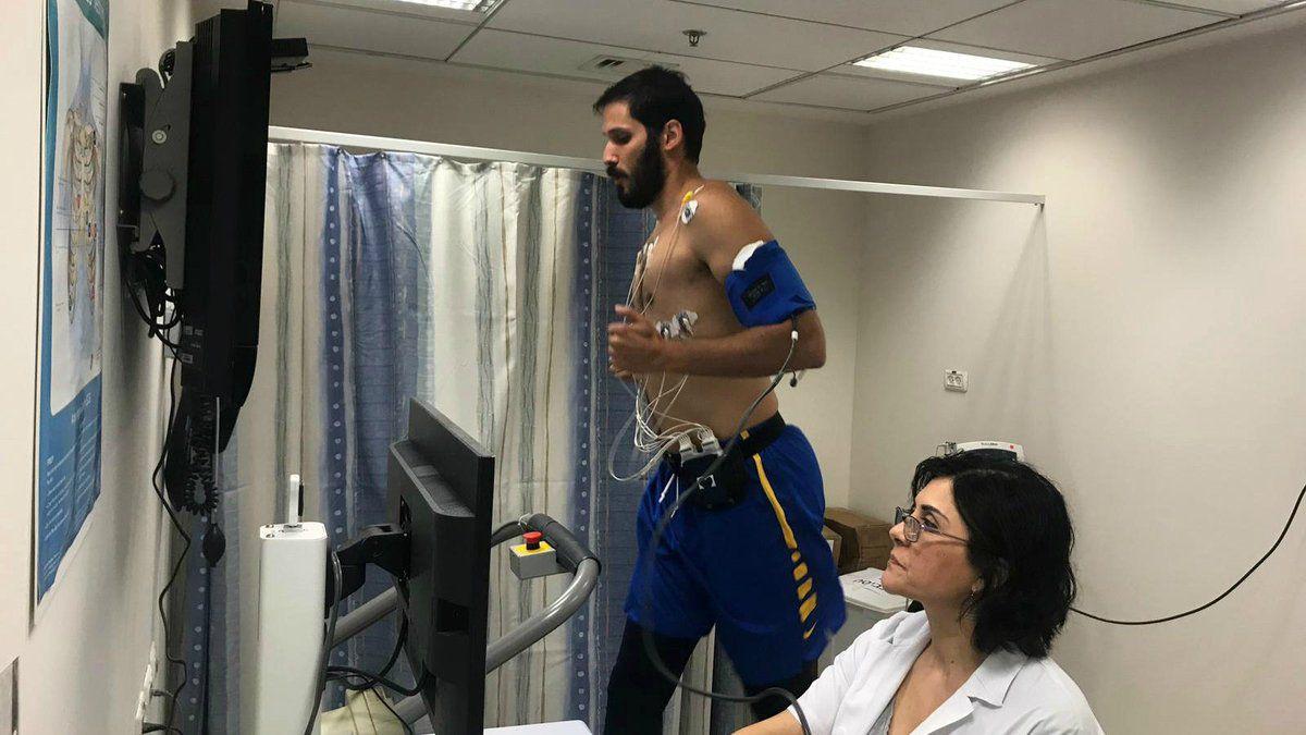 Omri Caspi de retour au Maccabi Tel-Aviv