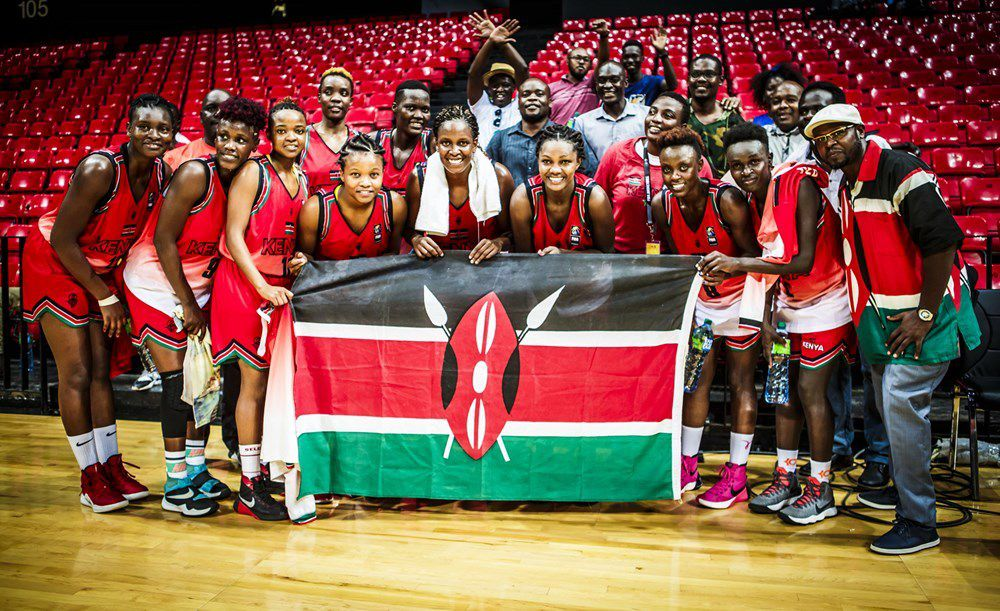 L'Angola s'en sort bien et rejoint le Sénégal en quart de finale de l'AfroBasket féminin