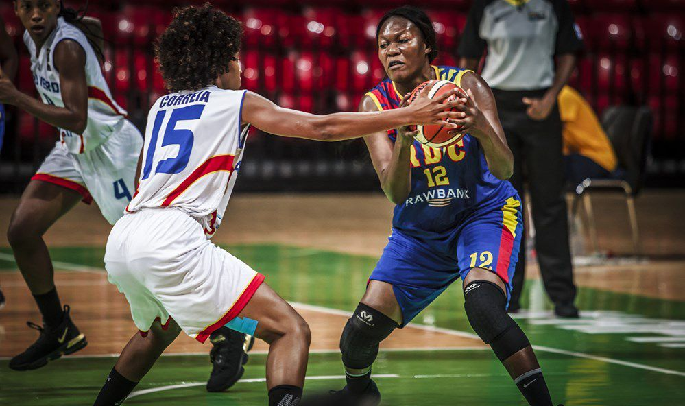 Les Léopards Dames donnent une «Fimbu» au Cap Vert et rejoignent le Nigéria en quart de finale de l'AfroBasket féminin