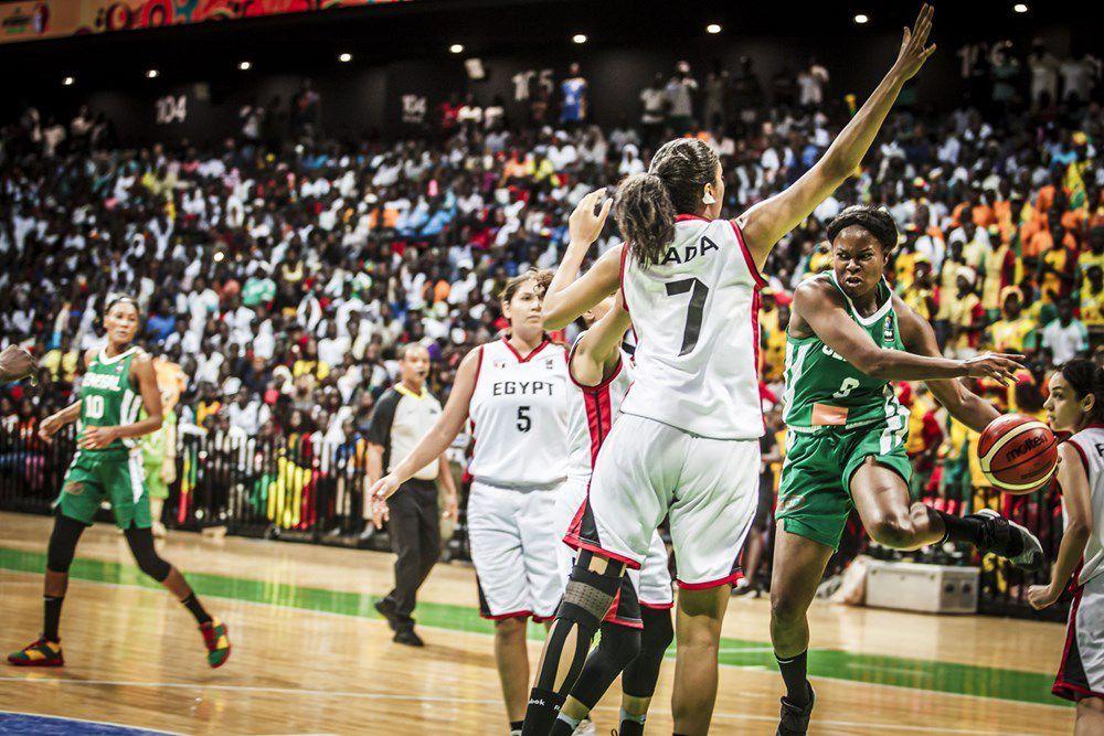 Les Lionnes du Sénégal font couler l'Égypte dans le quatrième quart temps
