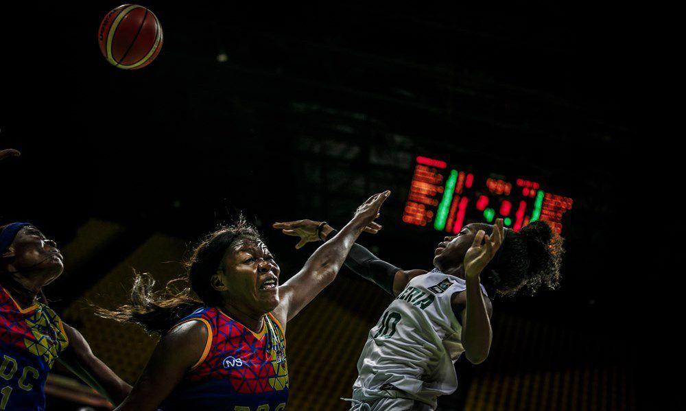Le Nigéria avance sans difficulté en demi-finale de l'AfroBasket women 2019