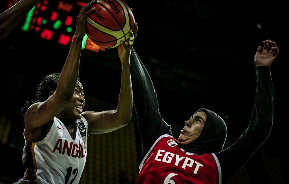 Nadir Manuel sauve l'Angola du piège Égyptien sur un game winner