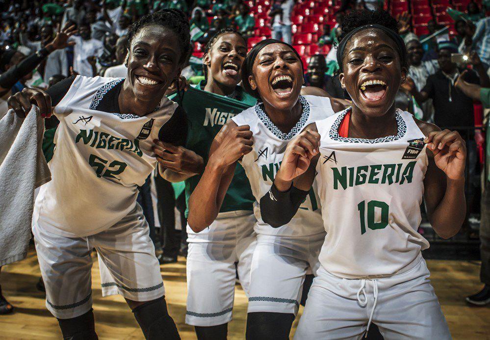 Les D'Tigress du Nigéria étouffent les Aigles Dames et se dirigent vers un back-to-back !