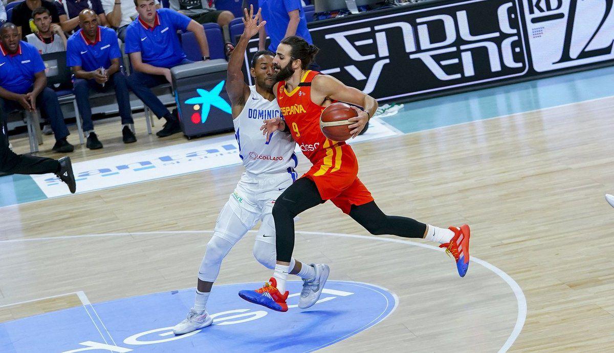 L'Espagne écrase la République Dominicaine en match amical
