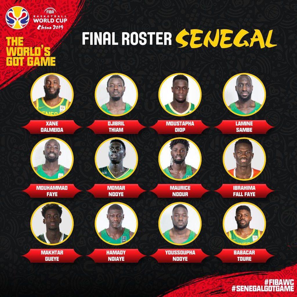 Les Lions du Sénégal vont se frotter avec le Venezuela ce vendredi à Suzhou