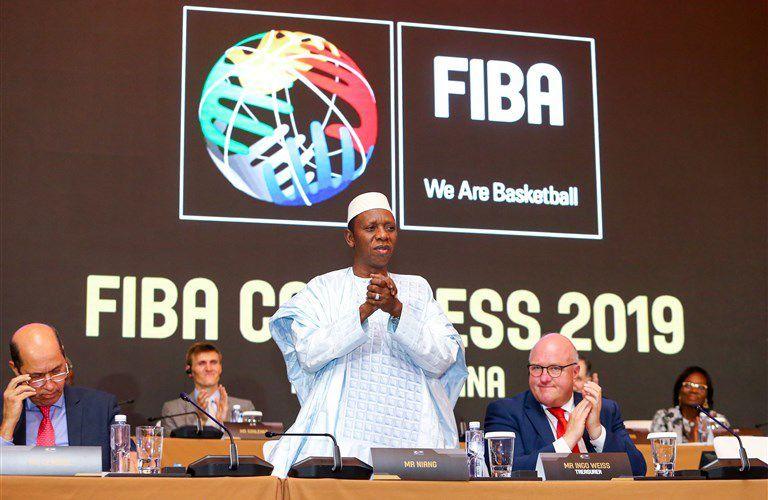 Le malien Hamane Niang élu président de FIBA Monde
